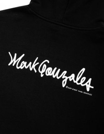 Mark Gonzales Hoodies Hoodies 17