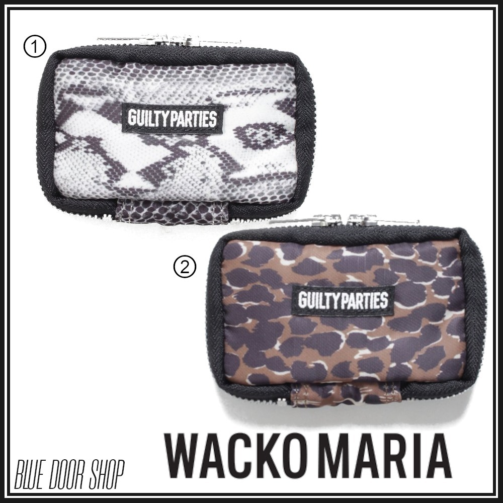 shop wacko maria wallets & card holders