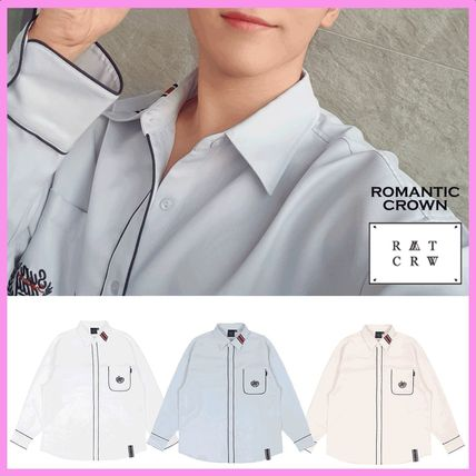 Unisex Long Sleeves Shirts