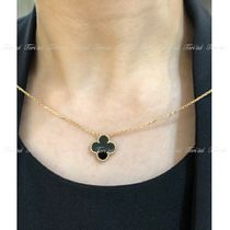 Van Cleef & Arpels Vintage Alhambra Casual Style Clover Party Style Elegant Style Formal Style