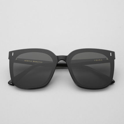 Gentle Monster Unisex Street Style Oversized Sunglasses