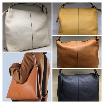 Casual Style A4 Elegant Style Shoulder Bags