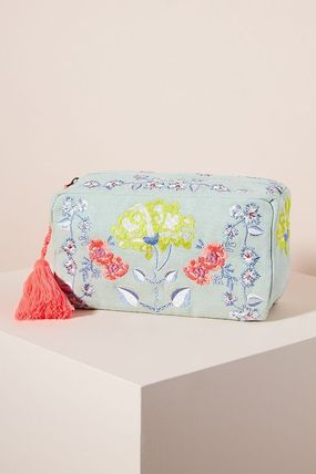 Anthropologie Pouches & Cosmetic Bags