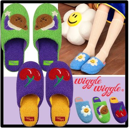 wiggle wiggle Unisex Street Style Shoes