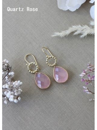 Casual Style Handmade Party Style Brass 18K Gold