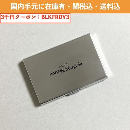 Maison Margiela Unisex Logo Card Holders