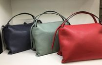RIPANI Shoulder Bags Casual Style 2WAY Leather Elegant Style Shoulder Bags 7