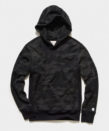 Pullovers Camouflage Sweat Collaboration Bi-color