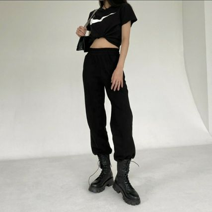 Lace-up Casual Style Lace-up Boots