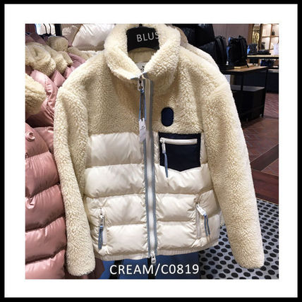 Coach Casual Style Plain Jackets