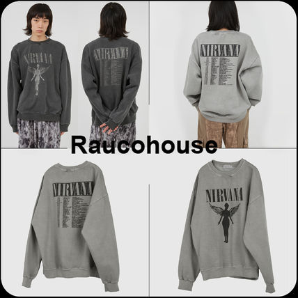 Raucohouse More T-Shirts Unisex Street Style T-Shirts