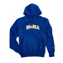 MoMA Hoodies Pullovers Unisex Street Style Collaboration Long Sleeves 4