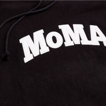 MoMA Hoodies Pullovers Unisex Street Style Collaboration Long Sleeves 14