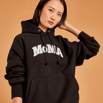 MoMA Hoodies Pullovers Unisex Street Style Collaboration Long Sleeves 16