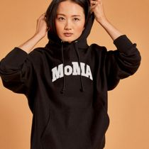 MoMA Hoodies Pullovers Unisex Street Style Collaboration Long Sleeves 17