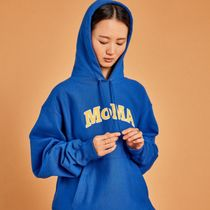 MoMA Hoodies Pullovers Unisex Street Style Collaboration Long Sleeves 7