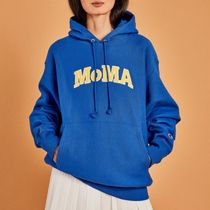 MoMA Hoodies Pullovers Unisex Street Style Collaboration Long Sleeves 6