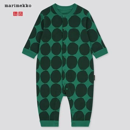 UNIQLO Unisex Baby Girl Dresses & Rompers