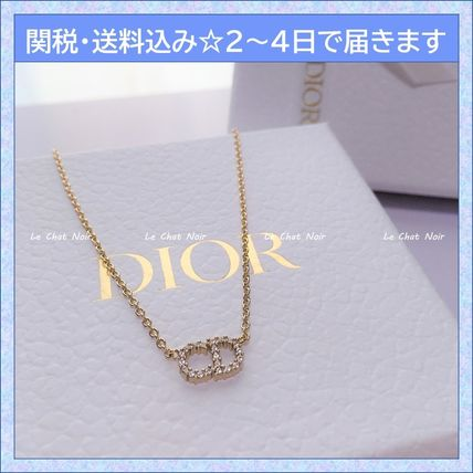 Christian Dior Party Style Elegant Style Formal Style  Necklaces & Pendants