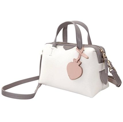 kate spade new york Casual Style Leather Office Style Crossbody Formal Style