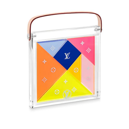 Louis Vuitton MONOGRAM Tangram