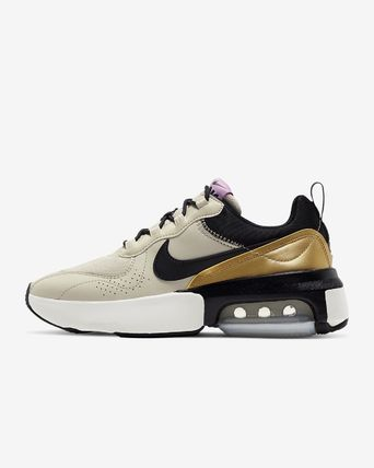 Nike AIR MAX Casual Style Unisex Blended Fabrics Street Style Plain