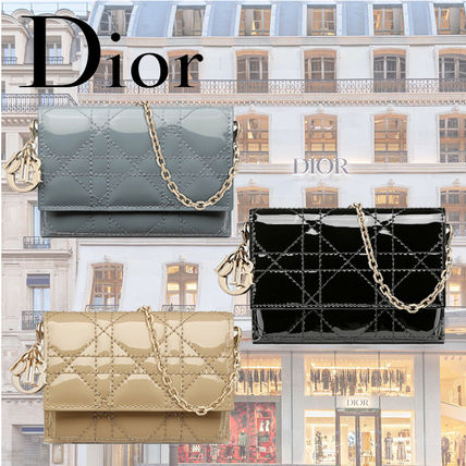 Christian Dior LADY DIOR Party Bags