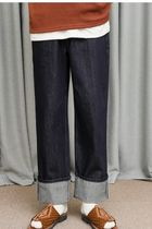 LAMODECHIEF More Jeans Street Style Cotton Jeans 9