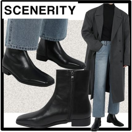 SCENERITY Street Style Boots