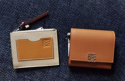 LOEWE Anagram Coin Cases
