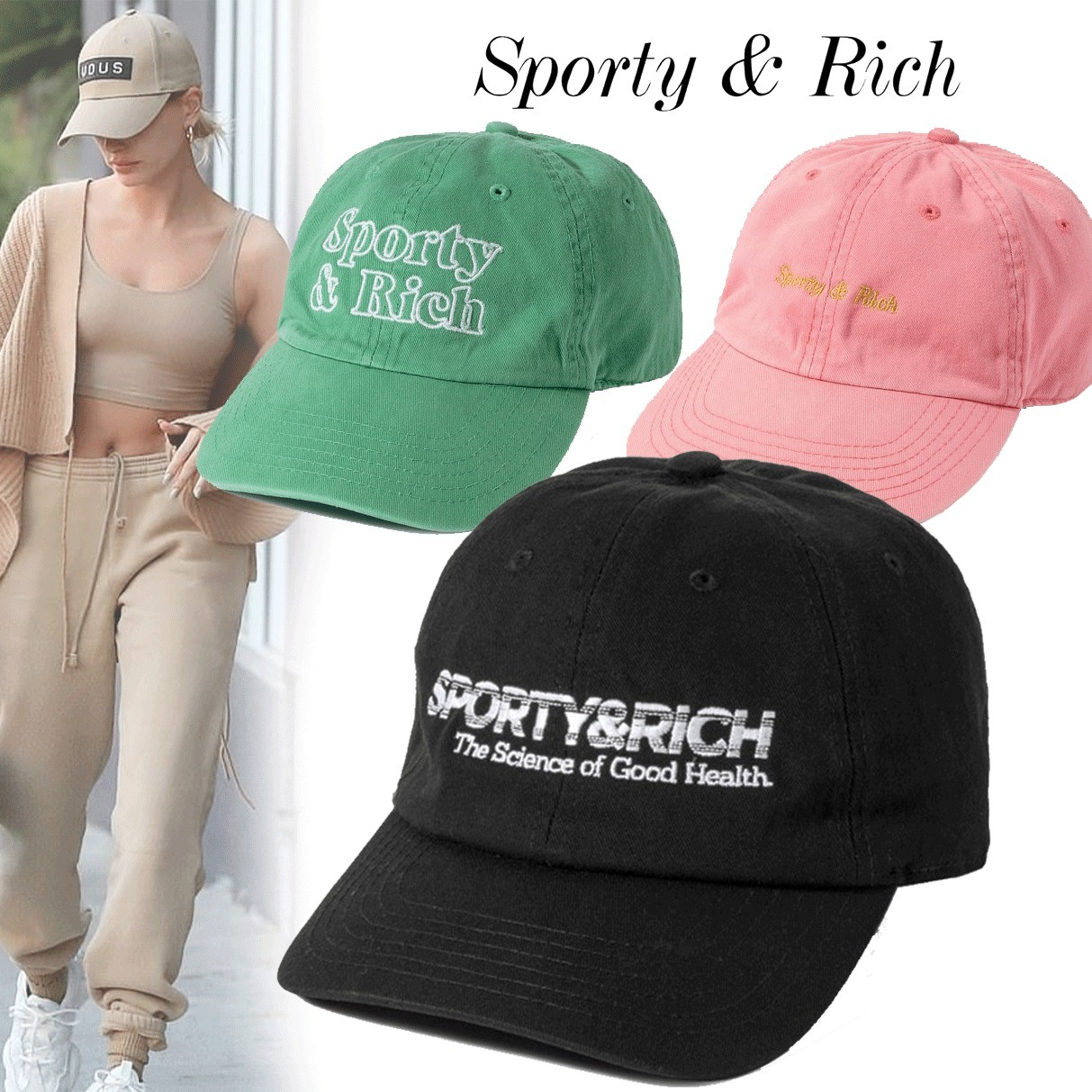 shop sporty & rich accessories