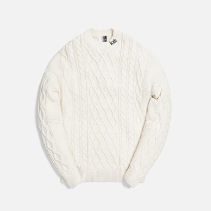 KITH NYC Street Style Sweaters