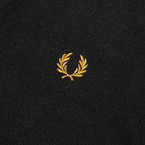 FRED PERRY Polos Long Sleeves Logo Polos 4