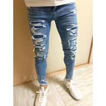 American Eagle Outfitters Skinny Unisex Street Style Skinny Jeans 6