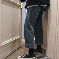 More Jeans Unisex Street Style Oversized Jeans 7