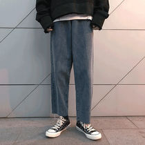 More Jeans Unisex Street Style Oversized Jeans 8