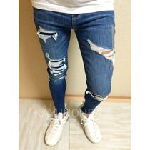 American Eagle Outfitters Skinny Unisex Street Style Skinny Jeans 4