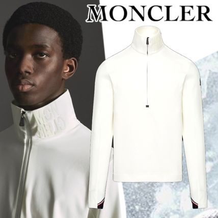MONCLER Sweaters High Neck
