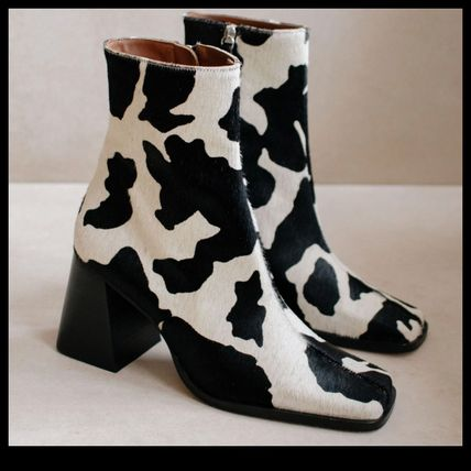 Casual Style Elegant Style Boots Boots