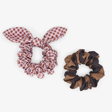 FENDI Scrunchy Casual Style Unisex Party Style Office Style