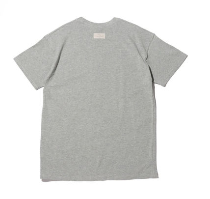 FEAR OF GOD Unisex Street Style T-Shirts
