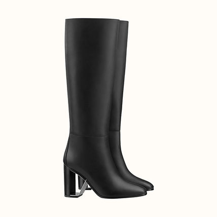 HERMES High Heel Boots