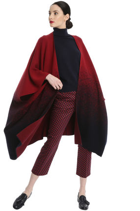 Diffusione Tessile Wool Ponchos & Capes