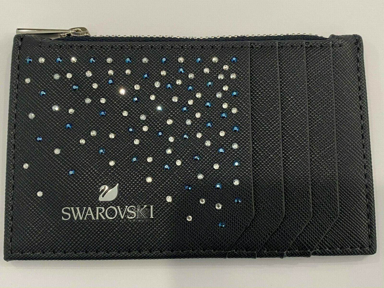 shop swarovski wallets & card holders