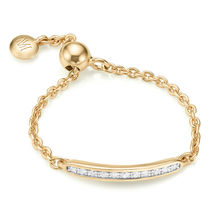 Monica Vinader Costume Jewelry Casual Style Street Style Chain Party Style