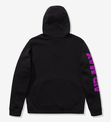 UNDEFEATED Hoodies Pullovers Street Style Collaboration Long Sleeves Cotton 3