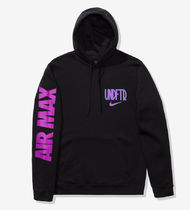 UNDEFEATED Hoodies Pullovers Street Style Collaboration Long Sleeves Cotton 4