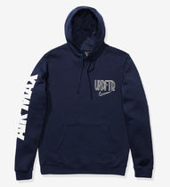 UNDEFEATED Hoodies Pullovers Street Style Collaboration Long Sleeves Cotton 5
