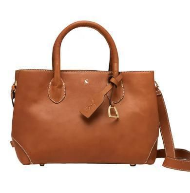 JULES Casual Style Street Style 2WAY Plain Leather Office Style
