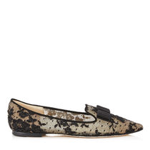 Jimmy Choo Flower Patterns Casual Style Party Style Office Style